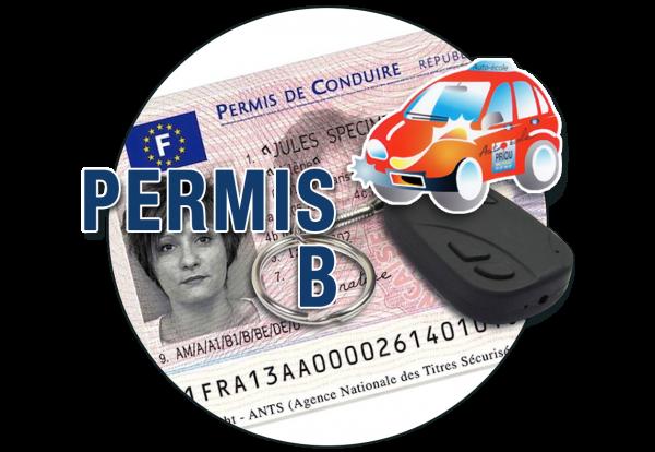 Votre fomation au permis B - Priou Michelet à Angers